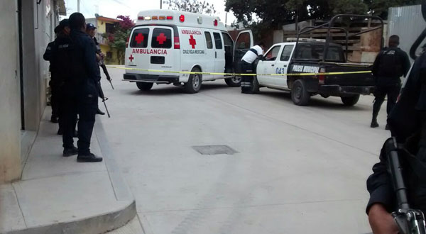Otro asesinato en Miahuatlán