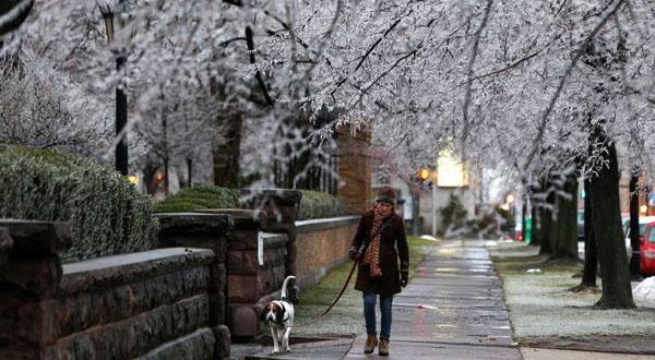 EUA regresa a la normalidad tras fuerte tormenta invernal