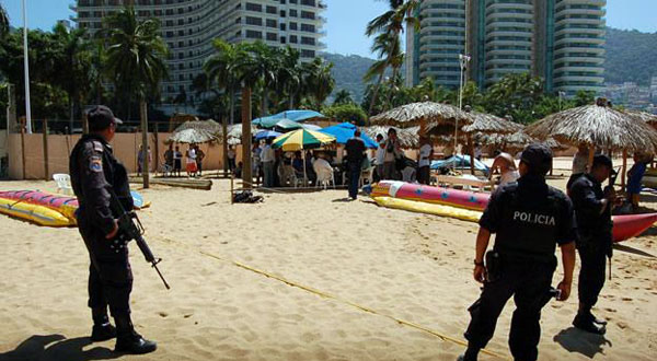 Acapulco ya es la cuarta ciudad más violenta del mundo