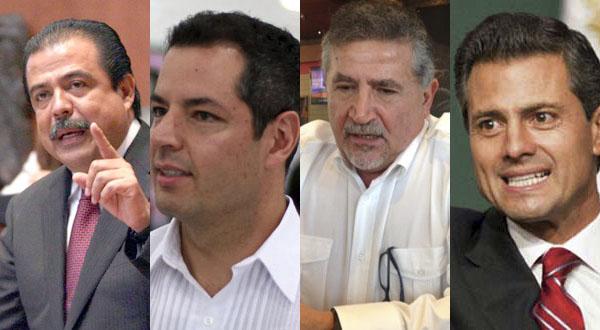 *Un istmeño. *Enrique Peña Nieto en Salina Cruz 18 de Marzo