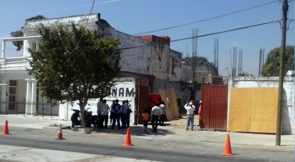 Coppel colapsa viviendas en la zona centro y se niega a indemnizar a los afectados.