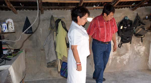 "El Programa Municipal ""Tu Piso, Tu Techo, Tu Hogar"" beneficia a 21 familias de Playa Brasil"