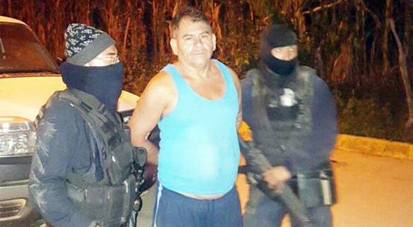 Detienen a tercer participante en emboscada y muerte del ex-lider magisterial Alejandro Leal
