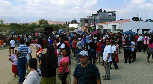 Vecinos de San Jerónimo deciden proceder contra cholos que causan desmanes en su comunidad