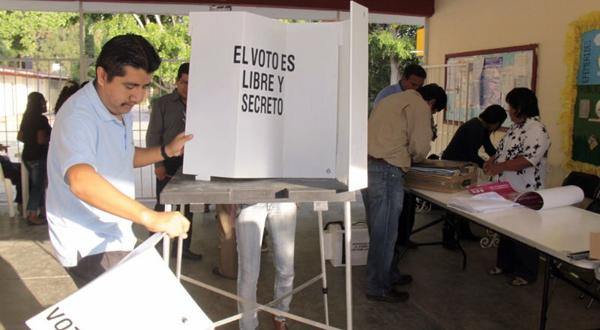 En una semana, las y los mexicanos, acudirán a las urnas para elegir el futuro de México
