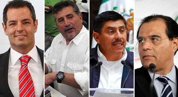 Con salomónica decisión, el TEEO declara válidas las candidaturas de Murat, Estefan y Robles.- Alberto Unda