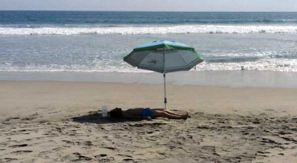 Vacacionista muere ahogado en playas de Mazunte
