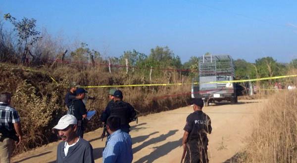 Ex-síndico de San Pedro Amuzgos es ejecutado a cinco días de dejar el cargo