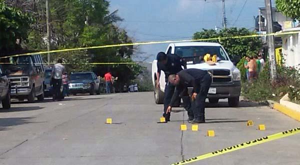 Dos personas son asesinadas en Valles Centrales