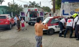 Taxistas provocan el mayor número de accidentes viales