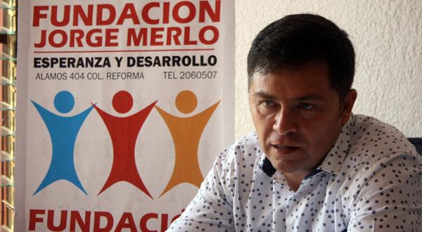 Gobierno Federal pretende esconder la verdadera historia: Jorge Merlo