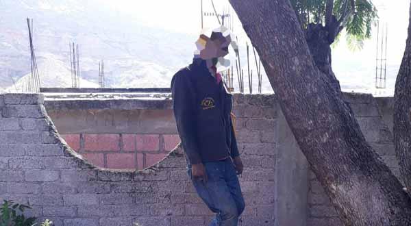 Suicidio en Santiago Cacaloxtepec