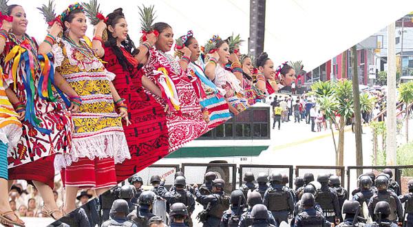 La Guelaguetza: De tradición a botín