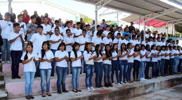 Inauguran CECyTE en Huajuapan