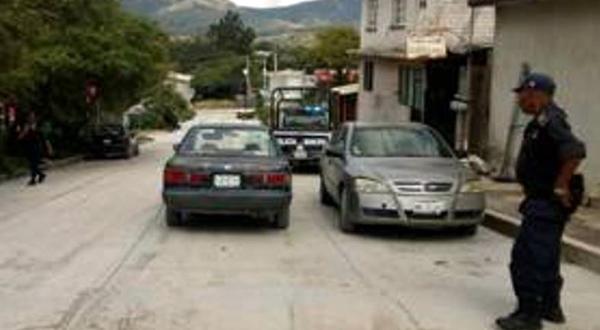 Cae presunto roba coches en Huajuapan