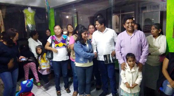 Morena y PT anuncian unidad por la Mixteca