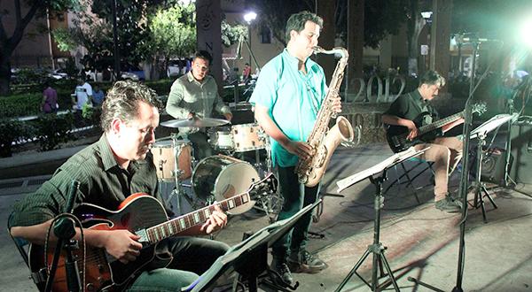 Jazz, un lenguaje musical muy exigente