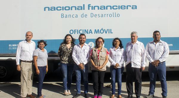 Secretaría de Economía y NAFIN destinan créditos a pymes afectadas por sismo en Salina Cruz