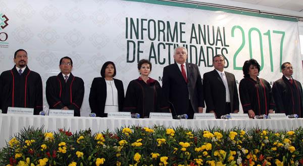 Fundamental la justicia administrativa en el combate de la corrupción e impunidad: RBC