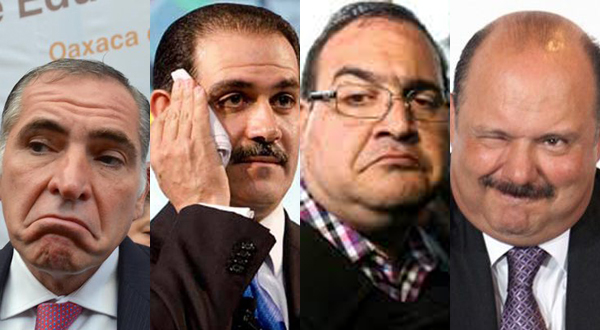 Abrumador, que en México la corrupción no tenga partido y tampoco sea generacional