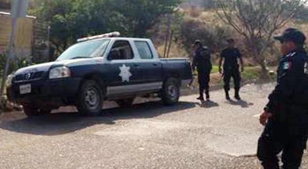 Quería dar 'roles' en la patrulla de San Jerónimo Silacayoapilla; fue detenido