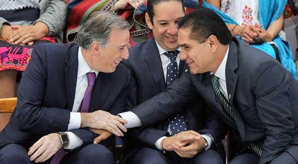 Con las expresiones de Aureoles, inicia la aritmética de los gobernadores como factor para la elección presidencial