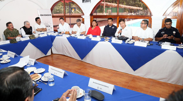 Salina Cruz, ejemplo de seguridad pública