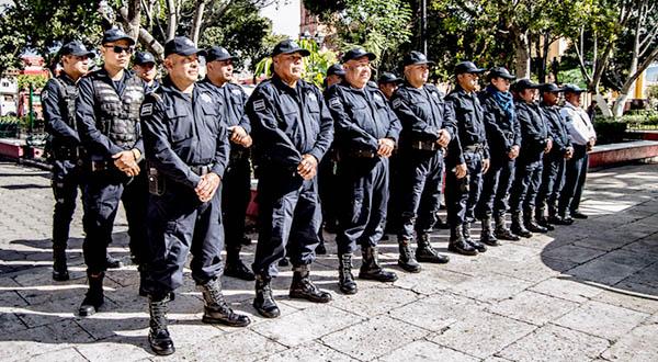 Preparan operativo policíaco para la Feria Regional de Huajuapan