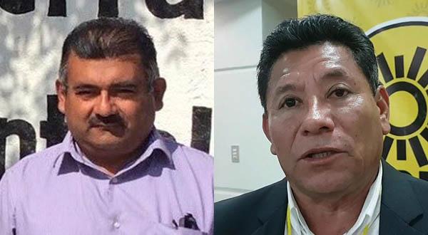 Emigdio/Raymundo: Violencia política