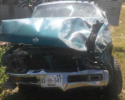 Se accidenta joven y muere en Zapotitlán Palmas