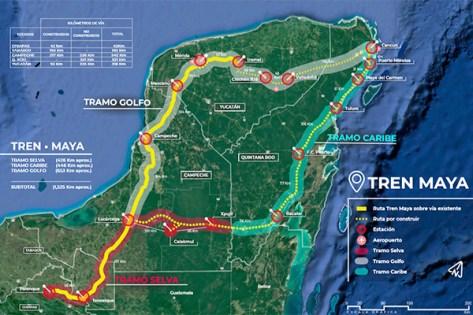 NAIM, Tren Maya, y la extraña relación de AMLO (y los gobernadores) con el federalismo