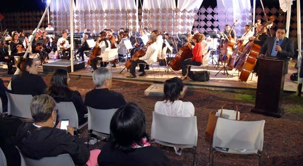 Orquesta Sinfónica de Oaxaca engalanael 126 aniversario de la llegada del Ferrocarril a la entidad