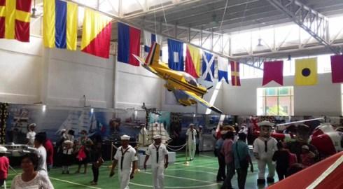 Inauguran la Expo Mar 2018