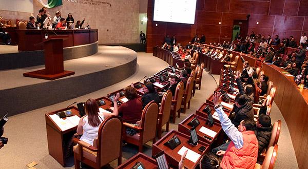 Aprobó Congreso 797 decretos y acuerdos en beneficio de Oaxaca