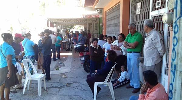 Por conflicto entre vecinos permanece cerrado el SAP en Salina Cruz
