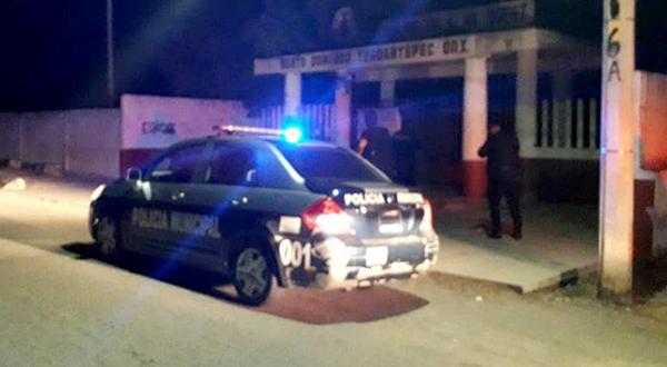 Refuerzan la seguridad en Tehuantepe