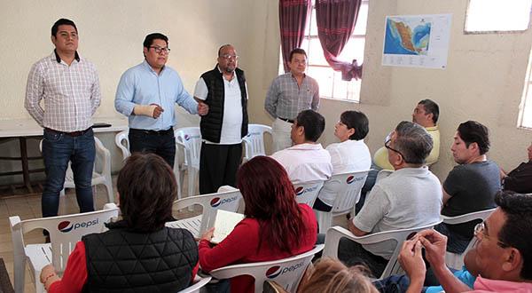 Designan a nuevos administradores en mercados 20 de Noviembre, Benito Juárez y de Artesanías