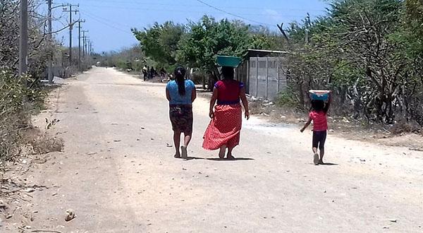 Ikoots, pueblo mágico donde sus mujeres son el motor de la economía