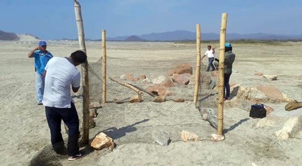 Instalan contenedores en las playas para evitar contaminación