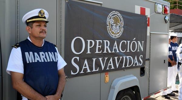 Arranca el operativo de vigilancia por puente vacacional