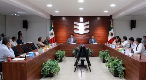 Califica IEEPCO elecciones de sistemas normativos indígenas