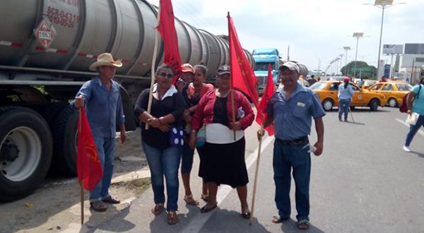 Claman justicia por desaparecidos en Oaxaca