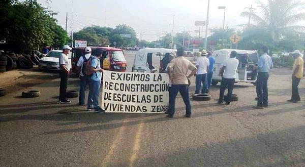 Pérdidas millonarias al sector transporte por bloqueos carreteros