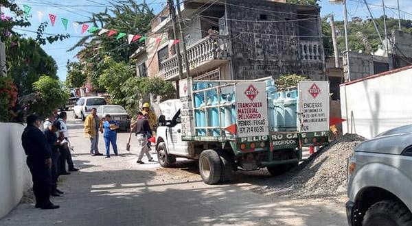Camiones de gas un riesgo inminente: PC