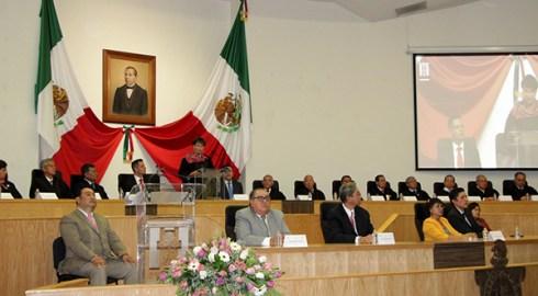 Clausura Poder Judicial Segundo  Período Ordinario Sesiones 2019