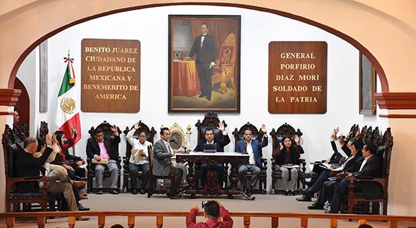 Ayuntamiento, respetuoso de análisis del Congreso local a Ley de Ingresos: Oswaldo García