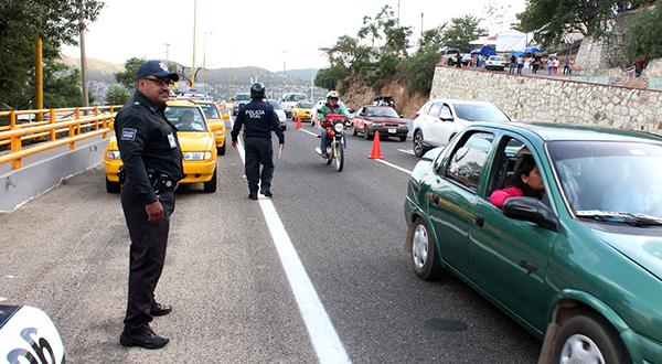 Emite Ayuntamiento capitalino recomendaciones para realizar un viaje seguro en carretera