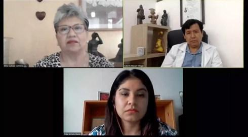 Culminan conversatorios del Ayuntamiento de Oaxaca sobre lactancia materna en tiempos de COVID-19