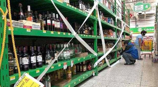 Decreta Cabildo de Oaxaca de Juárez restricción en venta de bebidas alcohólicas en festividad de Día de Muertos