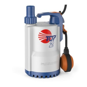 Pedrolo TOP 4 – Potopna drenažna pumpa sa plovkom za sve vrste spoljnih fontana i većih vodenih površina, potoke i vodopade